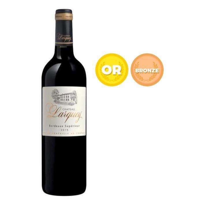 VIN ROUGE Château Larquey 2015 Bordeaux Supérieur - Vin roug