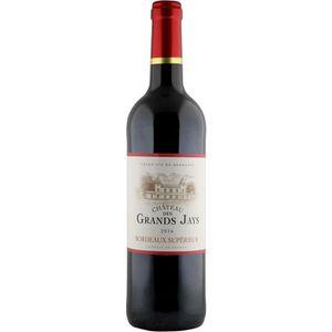VIN ROUGE Château Grand Jay 2016 Bordeaux Supérieur - Vin ro