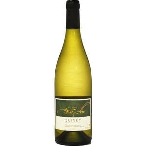 VIN BLANC Clos Bel Air 2018 Quincy - Vin blanc de la Loire