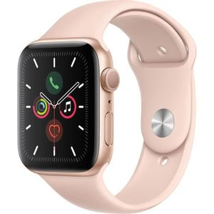 MONTRE CONNECTÉE Apple Watch Series 5 GPS 44 mm Boîtier en Aluminiu