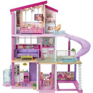 MAISON POUPÉE BARBIE Maison de Rêve - Maison de poupées à 2 étag