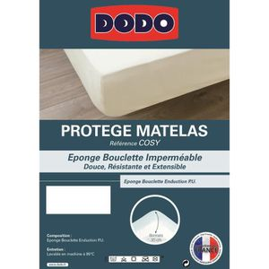 PROTÈGE MATELAS  DODO Protège matelas Alèse COSY 90x190cm