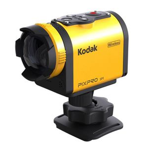 CAMÉRA SPORT KODAK - SP1-YL3 - Action Cam Video Full Hd - Noir/
