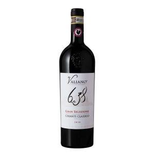 VIN ROUGE 6,38 2010 Chianti Classico - Vin rouge d'Italie
