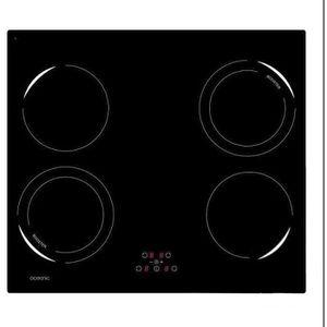 PLAQUE INDUCTION OCEANIC TI4Z2B Plaque de cuisson à induction - 4 z