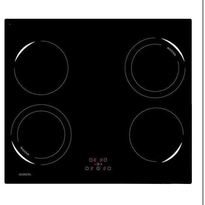 oceanic oceati4z2b table de cuisson induction 4 zones achat vente plaque induction cdiscount. Black Bedroom Furniture Sets. Home Design Ideas