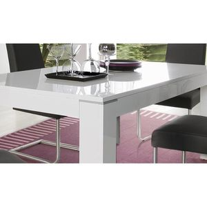 Table extensible 120 cm achat vente table extensible for Table extensible 6 a 8 personnes blooma