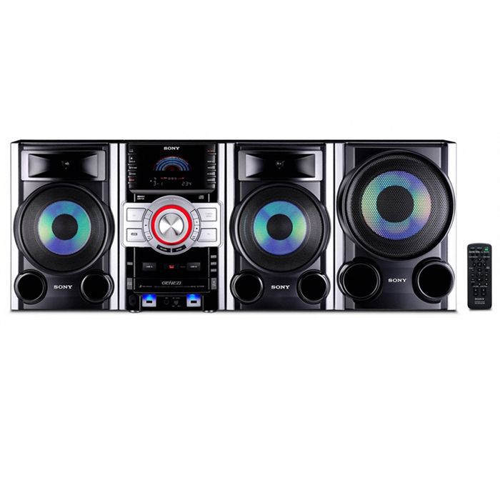 sony mhcgtz3i cha ne 400w rms achat vente chaine hi fi. Black Bedroom Furniture Sets. Home Design Ideas