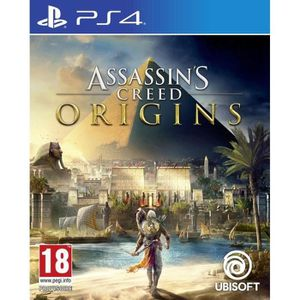 JEU PS4 Assassin's Creed Origins Jeu PS4