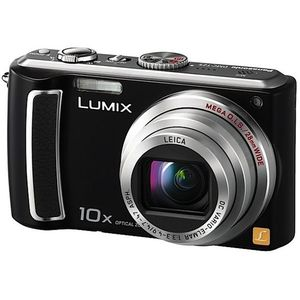 APPAREIL PHOTO COMPACT PANASONIC Lumix DMC-TZ5 Black