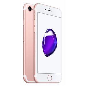 SMARTPHONE APPLE iPhone 7 Rose Or 128 Go