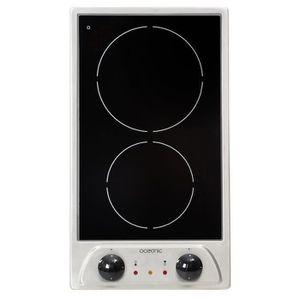 PLAQUE VITROCÉRAMIQUE  OCEANIC TV2ZIX Table de cuisson domino vitrocérami