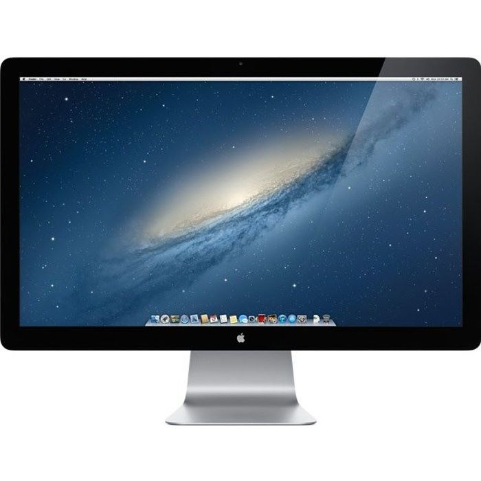 apple led cinema display 27 achat vente ecran ordinateur apple led cinema display 27. Black Bedroom Furniture Sets. Home Design Ideas