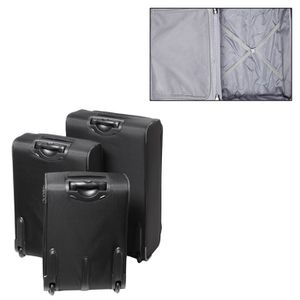 SAMSONITE Set de 3 valises trolley 2 roues
