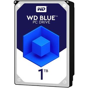 DISQUE DUR INTERNE WD Blue 1To 64Mo 3.5    WD10EZRZ