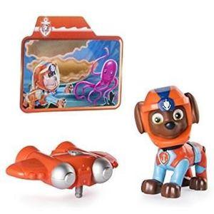 Paw Patrol Camion Pat/' Patrouilleur comprende une figurine de Ryder et son quad