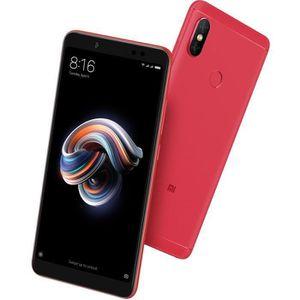 SMARTPHONE XIAOMI Redmi Note 5 Rouge 64 Go